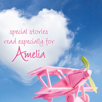 Amelia's High-Flying Storybook Adventures
